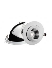 Downlight Orientable Basculante X5004 18W Blanco 4K 57-X5004B-18W-WH4K