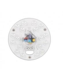 Luminarias Disco Iman Plafon 140cm 40-MD140-12W-4K