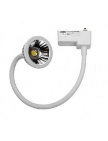 Focos Carril LED Focos Led Carril Flex 7W 6K 57-LED-H40-7W-WH6K