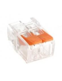 Clema rapido 2 cables CX20