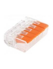 Material Eléctrico Clema rapido 5 cables CX10 71-CMK-615-CX10