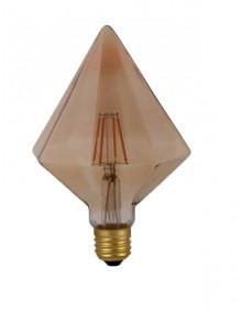 LED Vintage DBJ110 XL Ambar 4W 2K E27 41-BF-DBJ110-4W