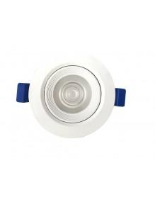 Downlight Orientable Downlight LED OS 3W 57-OS7055R-3W4K