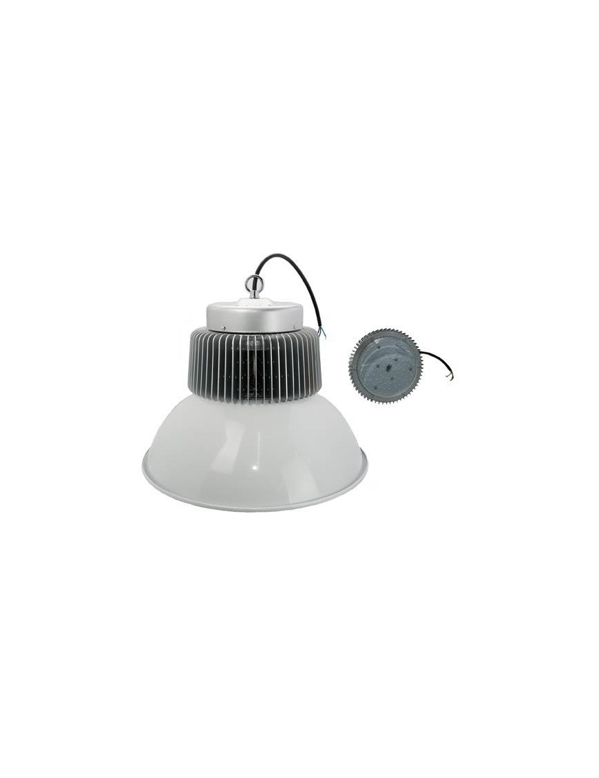 Campana Industrial 100W LED