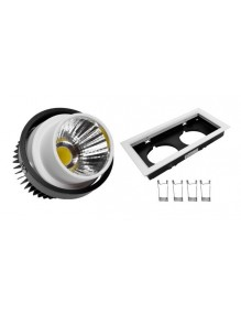 Cardan LED Cardan LED 2x18W 57-LED-X180-18X2-NW