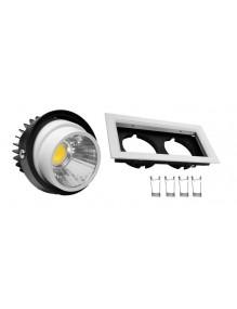 Cardan LED Cardan LED 2x30W 57-LED-X110-30X2-NW