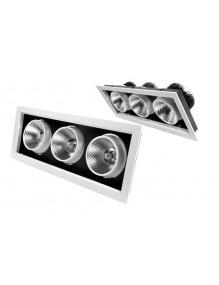 Cardan LED 3x30W