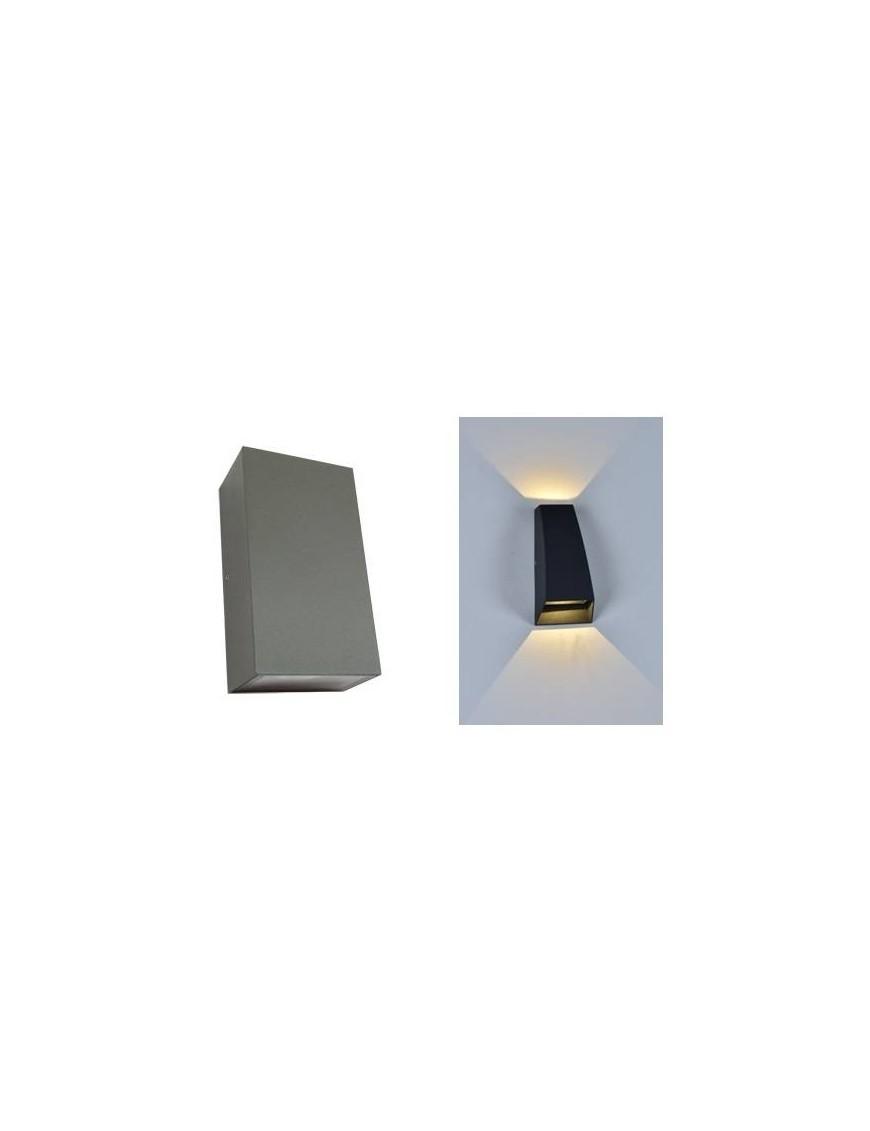 Aplique exterior LED Rectanguar