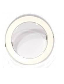 GX5.3 Aro GX53 Empotrar Blanco 40-GX53-ENC-F-WH