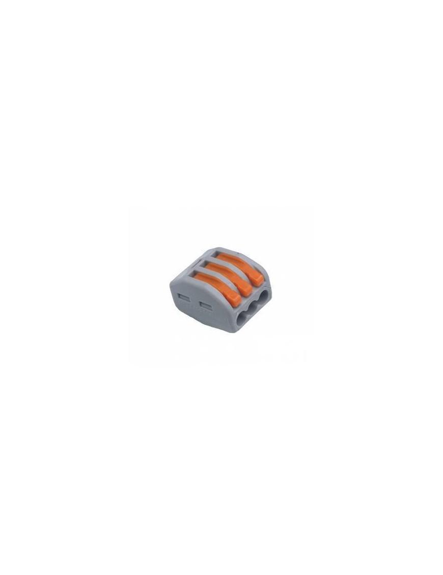 Material Eléctrico Clema rapido 3 cables 71-JX3