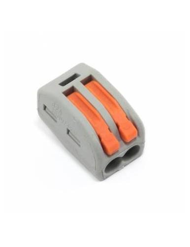 Material Eléctrico Clema rapido 2 cables 71-JX2