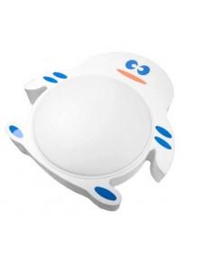 Ofertas LED en almacén Plafon infantil Pinguino 68-CL-7556-24W-WH