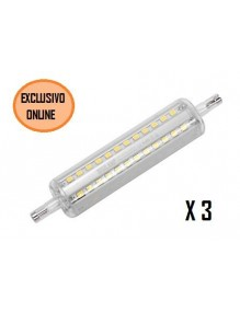 R7S Lineal LED 118mm 10W 4K 40-J118-R7S-10W-NW-KT3