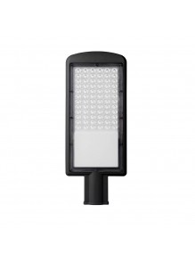 Farola Negra LED 100W