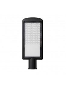 Iluminación Vial LED Farola LED 100W 6K Negra S103 57-S103-100W-BK6K