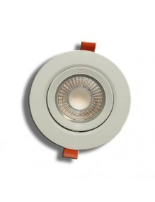 Downlight LED Orientable 10W