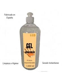 Covid19 Gel hidroalcoholico 1000 ml CoronaVirus C19-G1000