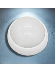 Apliques LED Aplique Jardín LED Blanco 6K 68-CL20RA-8W-WH6K
