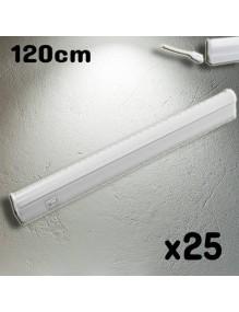 Luminarias Regleta LED T5 120cm 4K 50-LED-T5K-1M2-4K