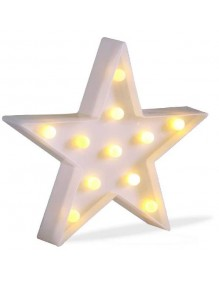 Navidad Lampara Estrella NB003