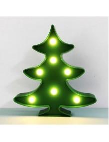Navidad Lampara Arbol NB002