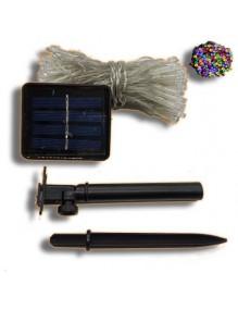 Decoración Guirnalda LED Solar RGB NA004-SS