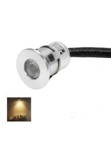 Mini-foco LED Foquito LED 1W 3.000K 55-L1-1W-3K