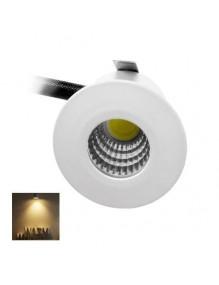 Mini-foco LED Foquito LED 3W 3.000K 55-L3-3W-3K