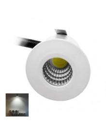 Mini-foco LED Foquito LED 3W 4.000K 55-L3-3W-4K