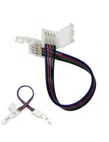 Tiras Led 12V Conector rápido tira LED5050 12V 4.2 55-L5050-42
