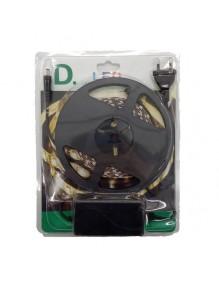 Tiras Led 12V Kit Tira LED 12V 5m IP20 3K 55-LED5050-60-IP20-3K-K1