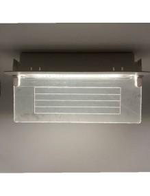 Inicio Emergencia LED 5W Señalizacion TM507 57-TM507-BD