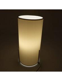 Decoración Lámpara de mesa bombilla E14 70-227-wh