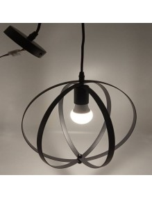 Lámpara de techo Redonda...