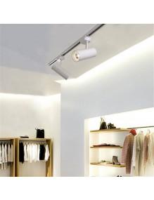 Focos Carril LED Focos Led Carril 30W 4K E02 57-E02WH-30W-4K-KT10