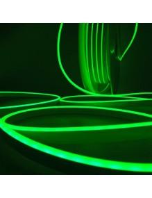 Neón LED slim Neón LED slim Verde LHN12V-2835120-GR