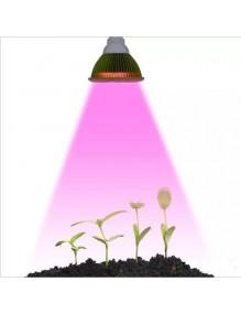 E27 Bombilla PAR38 12W GROW Crecimiento Floral 40-PAR38-12W-GROW