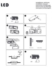 Emergencias LED Emergencia LED 3W Autotest Superficie 4K TM309 57-TM309-4K-AT