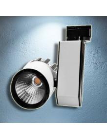 Focos Carril LED Focos Led Carril 30W 6K H306 57-LED-H306-30W-6K