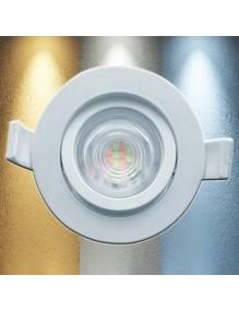 Hogar & Casa Downlight LED OS 7W CCT 3 colores de luz 57-OS8540-CCT