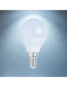 E14 Bombilla LED B45 6W 6K TEC 40-G45-E14-6W-WH-TEC