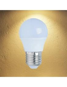E27 Bombilla LED B45 6W 3K E27 TEC 40-G45-E27-6W-WW-TEC