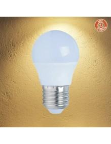 E27 Bombilla LED B45 6W 3K E27 3Y 3Y-B45-E27-6W-3K