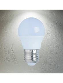 E27 Bombilla LED G60 6W 4K 40-LED-G60-E27-NP