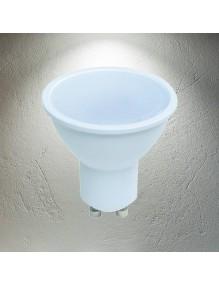 GU10 Bombilla LED 4W 6K GU10 40-LED-GU10-4W-K2-6K