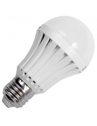 E27 Bombilla Emergencia LED E27 5W 4K 40-TM-5W-A60-NW