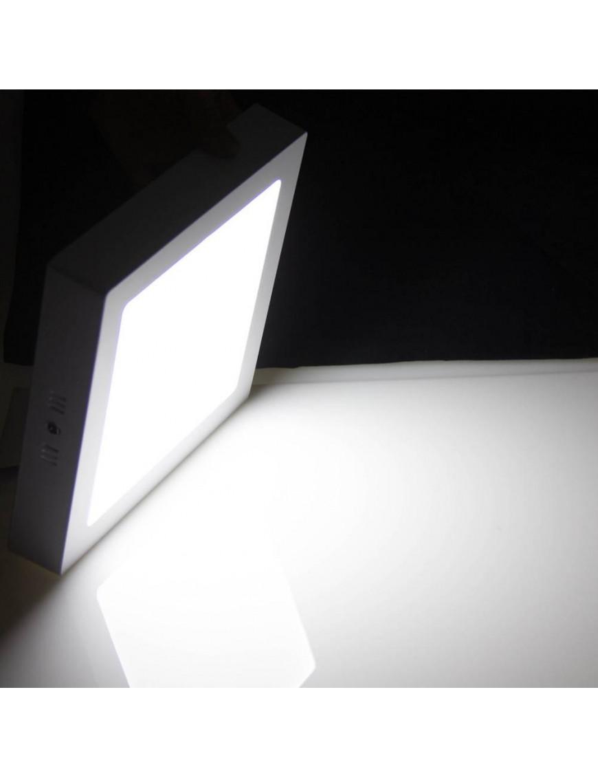 Plafon LED 24W Cuadrado