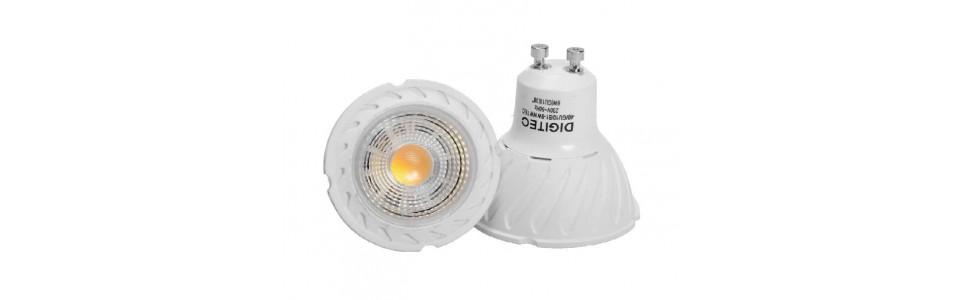 Bombillas LED de casquillo GU10