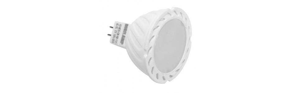 Bombillas LED de casquillo MR16 y MR11