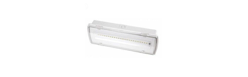 Luces LED de Emergencia